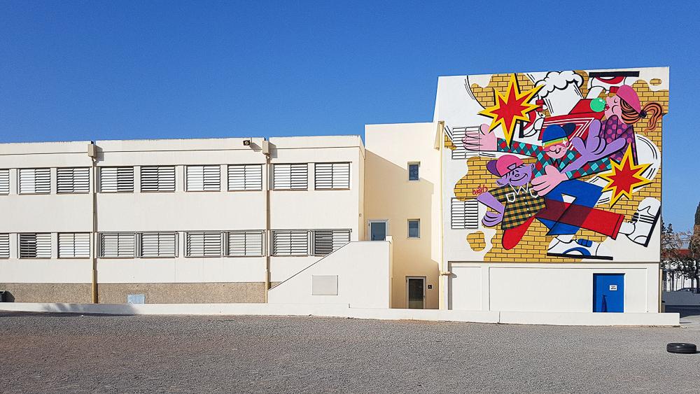GRAFFITI MEDUSA ART FESTIVAL